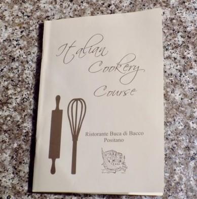Buca di Bacco Cook Book